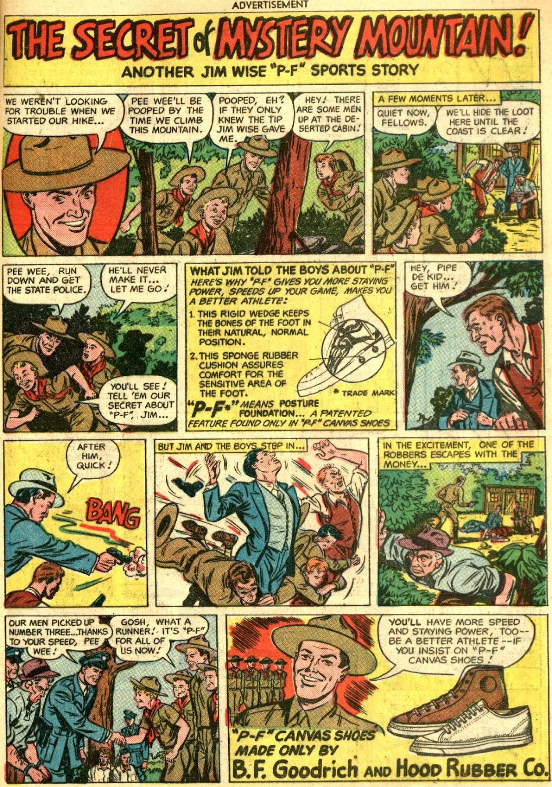 Comic Cavalcade issue 27 - Page 43