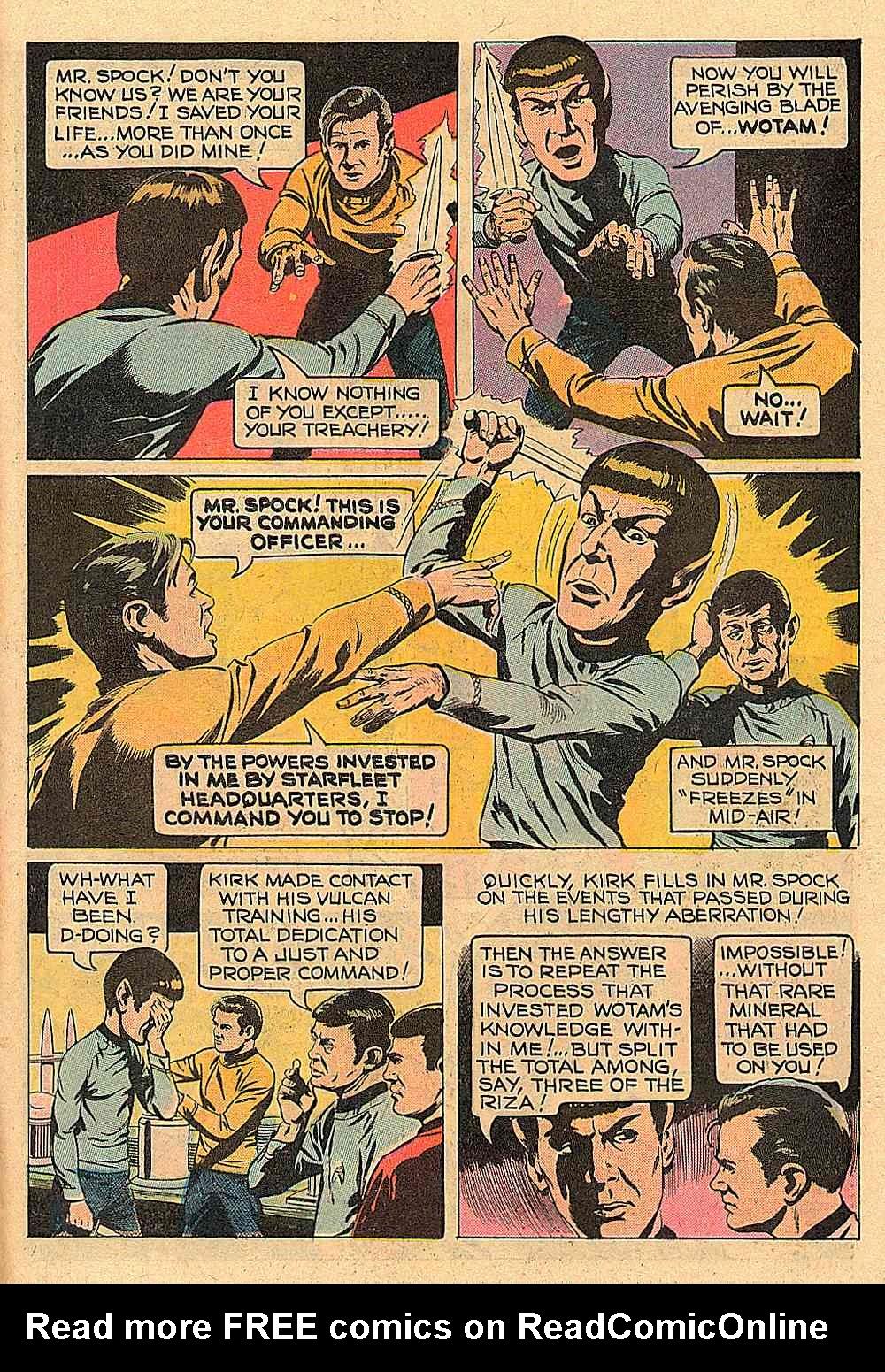 Star Trek (1967) issue 46 - Page 22