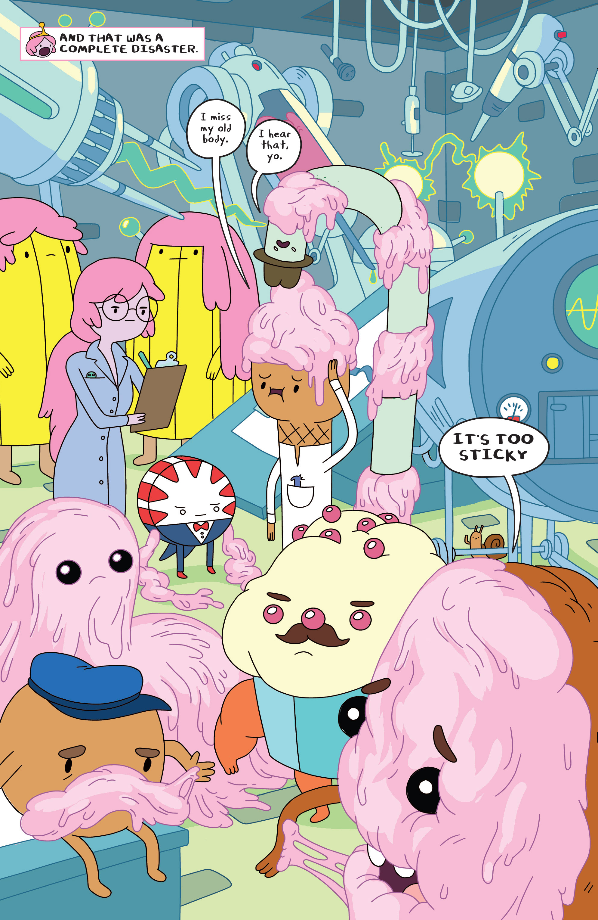 Read online Adventure Time comic -  Issue #Adventure Time _TPB 5 - 64
