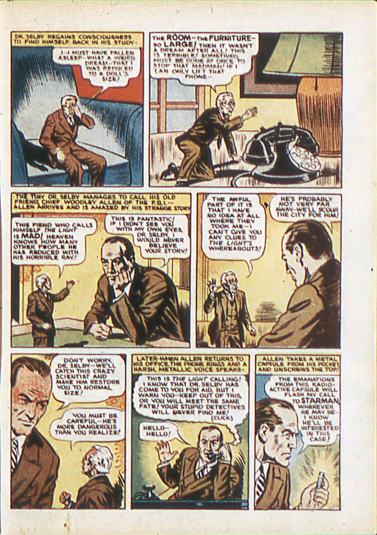 Read online Adventure Comics (1938) comic -  Issue #62 - 6