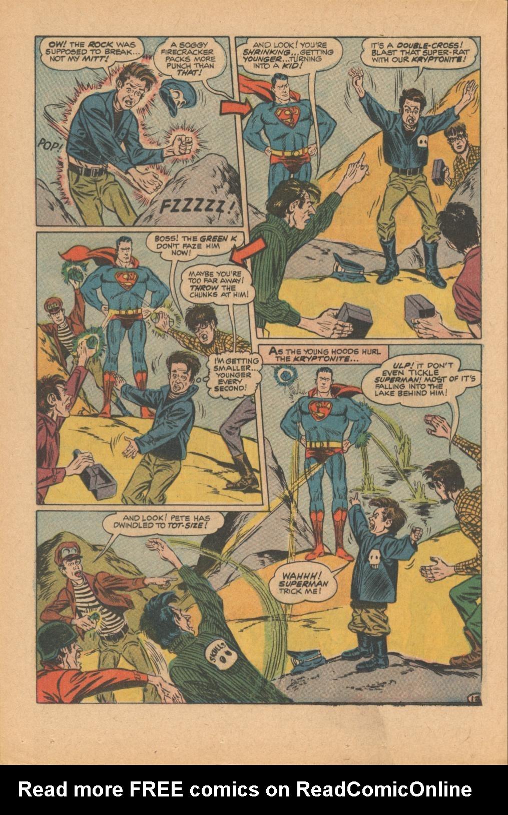 Action Comics (1938) 357 Page 15