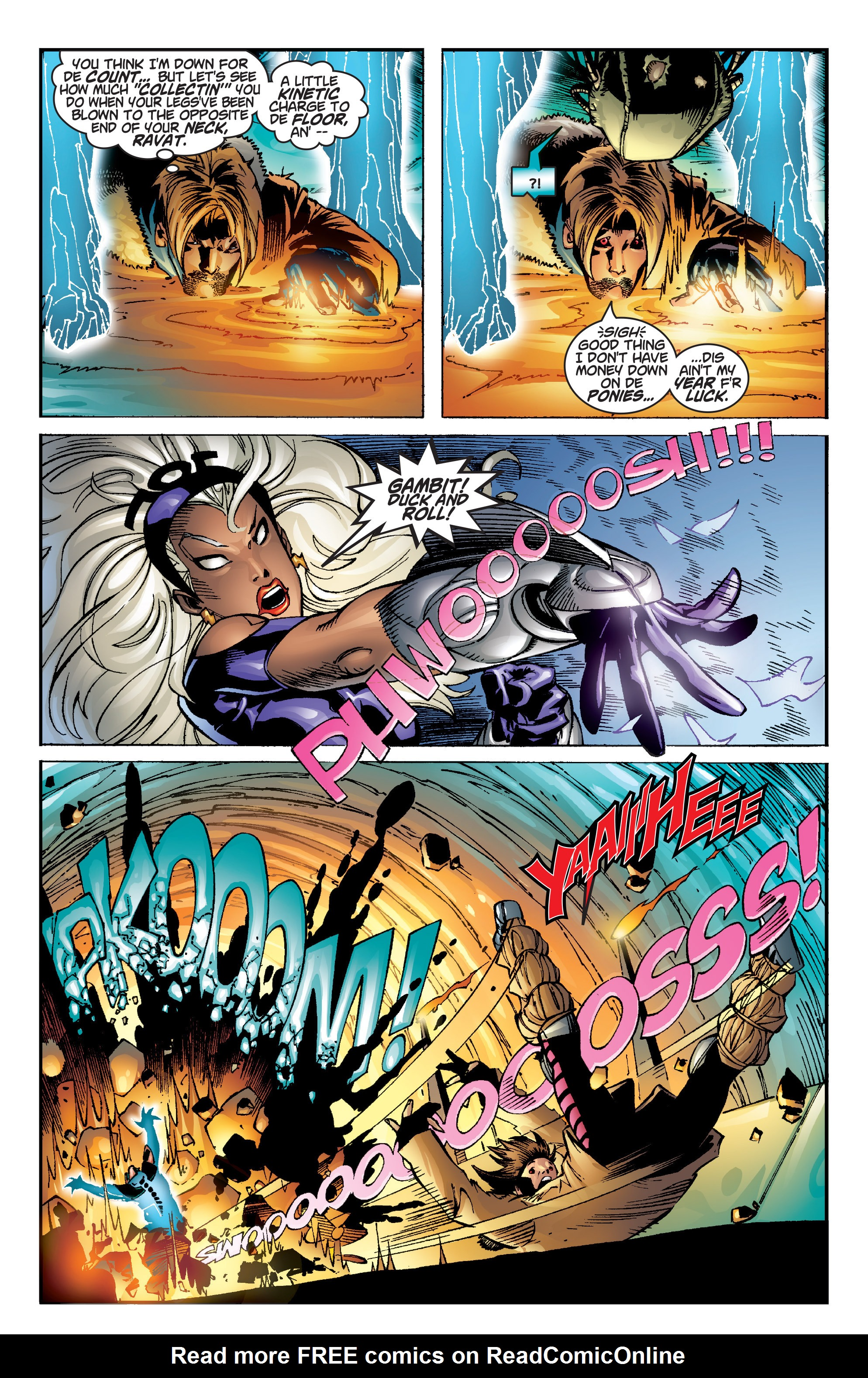 X-Men (1991) 83 Page 5