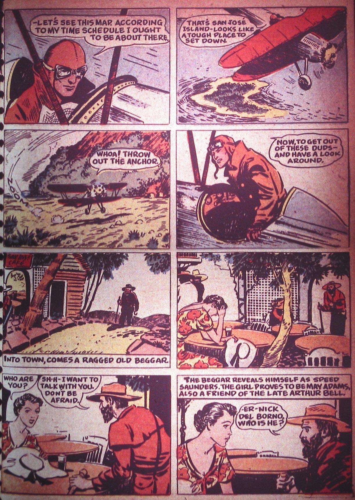 Detective Comics (1937) 4 Page 4