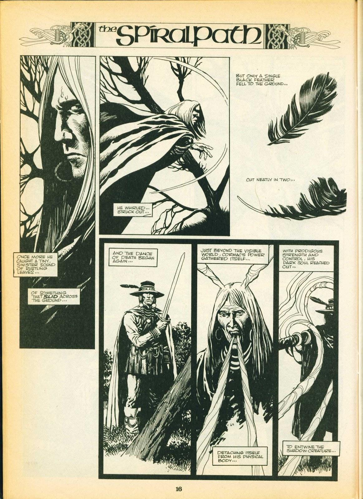 Warrior Issue #11 #12 - English 16