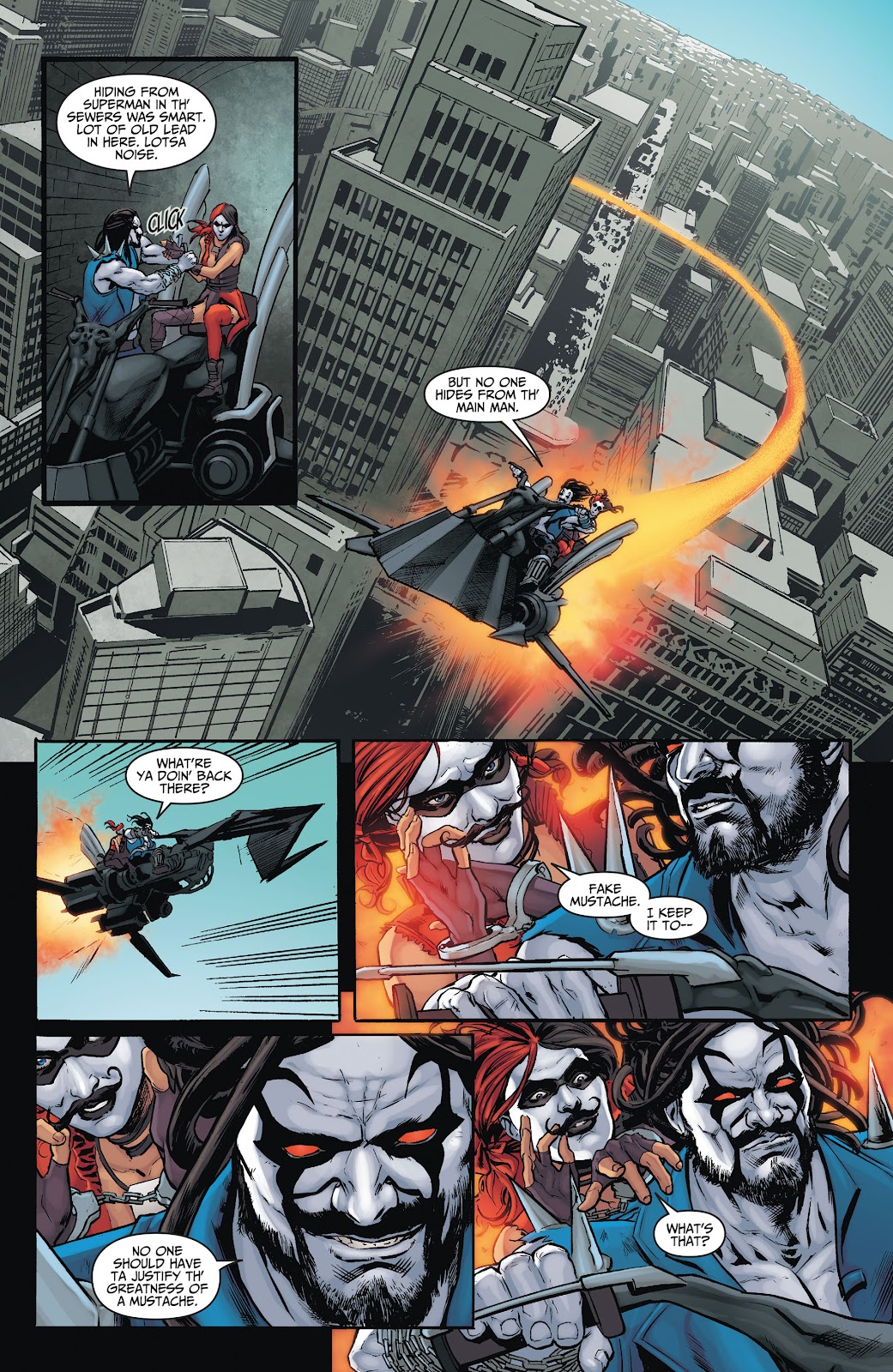 Injustice: Gods Among Us [I] issue _Annual_1 - Page 20