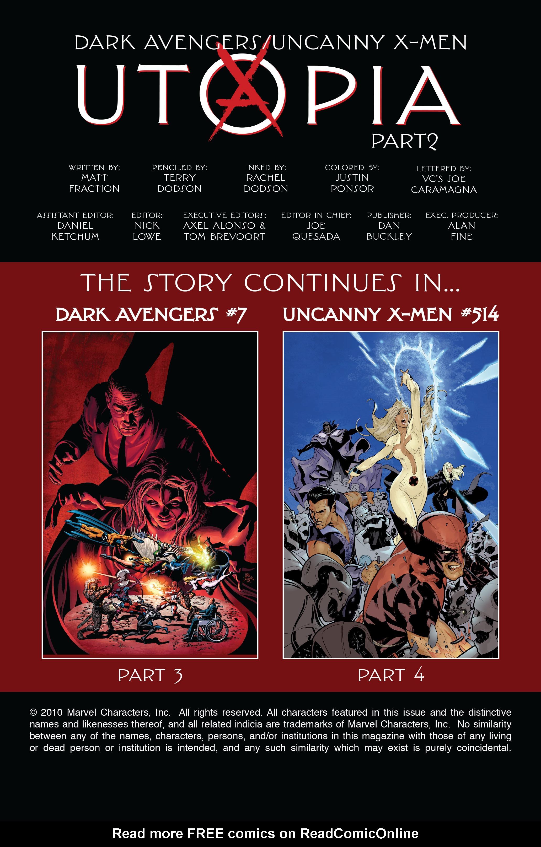 Read online Uncanny X-Men (1963) comic -  Issue #513 - 24
