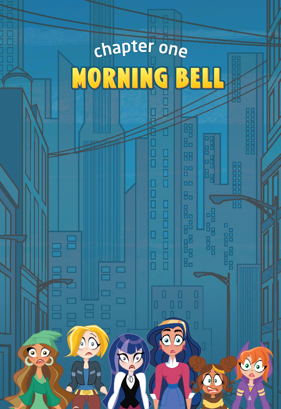 Read online DC Super Hero Girls: At Metropolis High comic -  Issue # TPB - 5