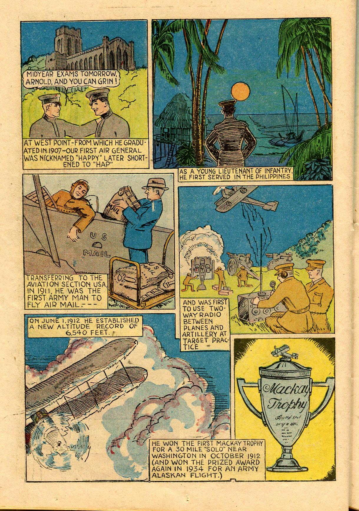 Read online Shadow Comics comic -  Issue #33 - 46