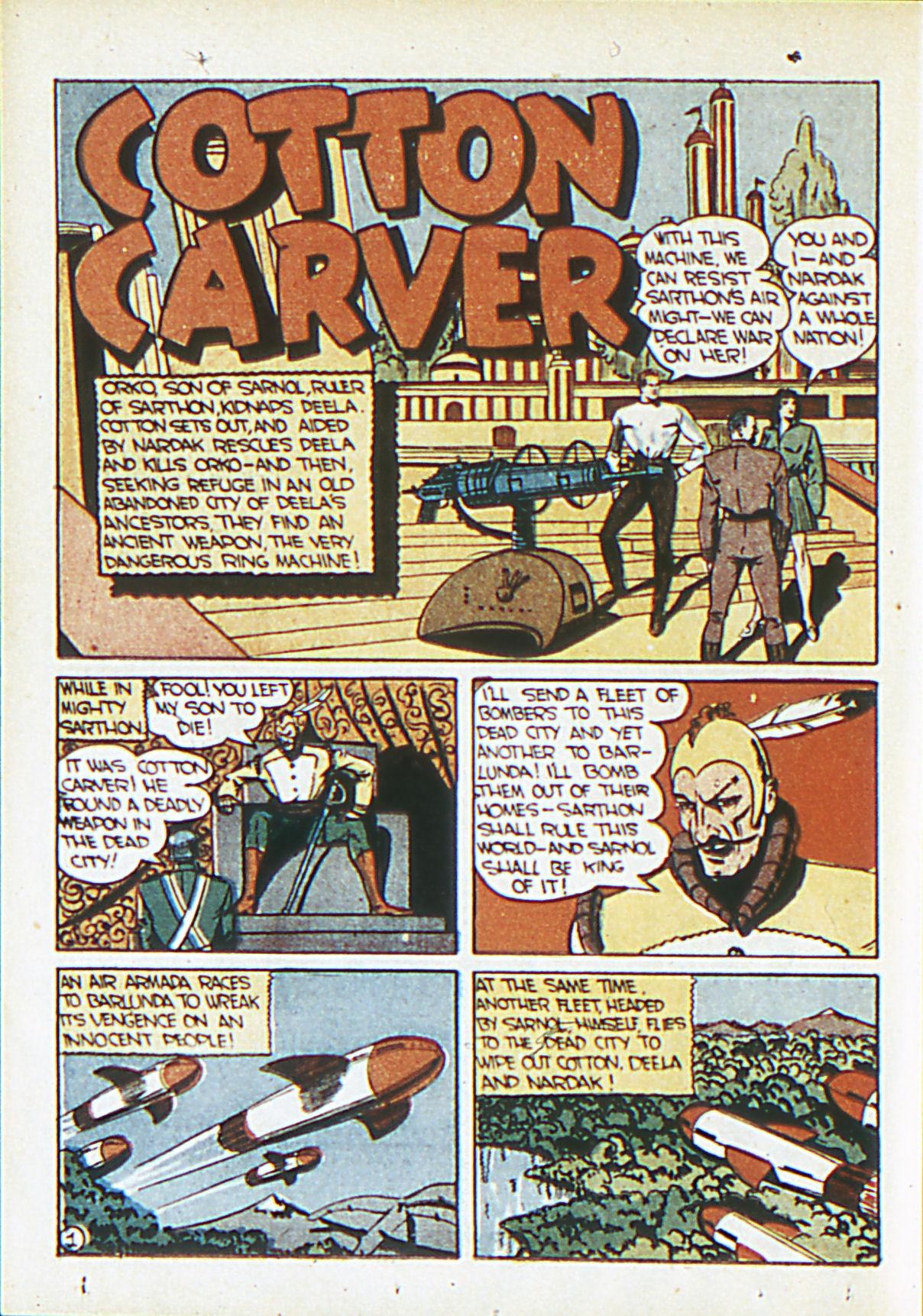 Read online Adventure Comics (1938) comic -  Issue #62 - 49