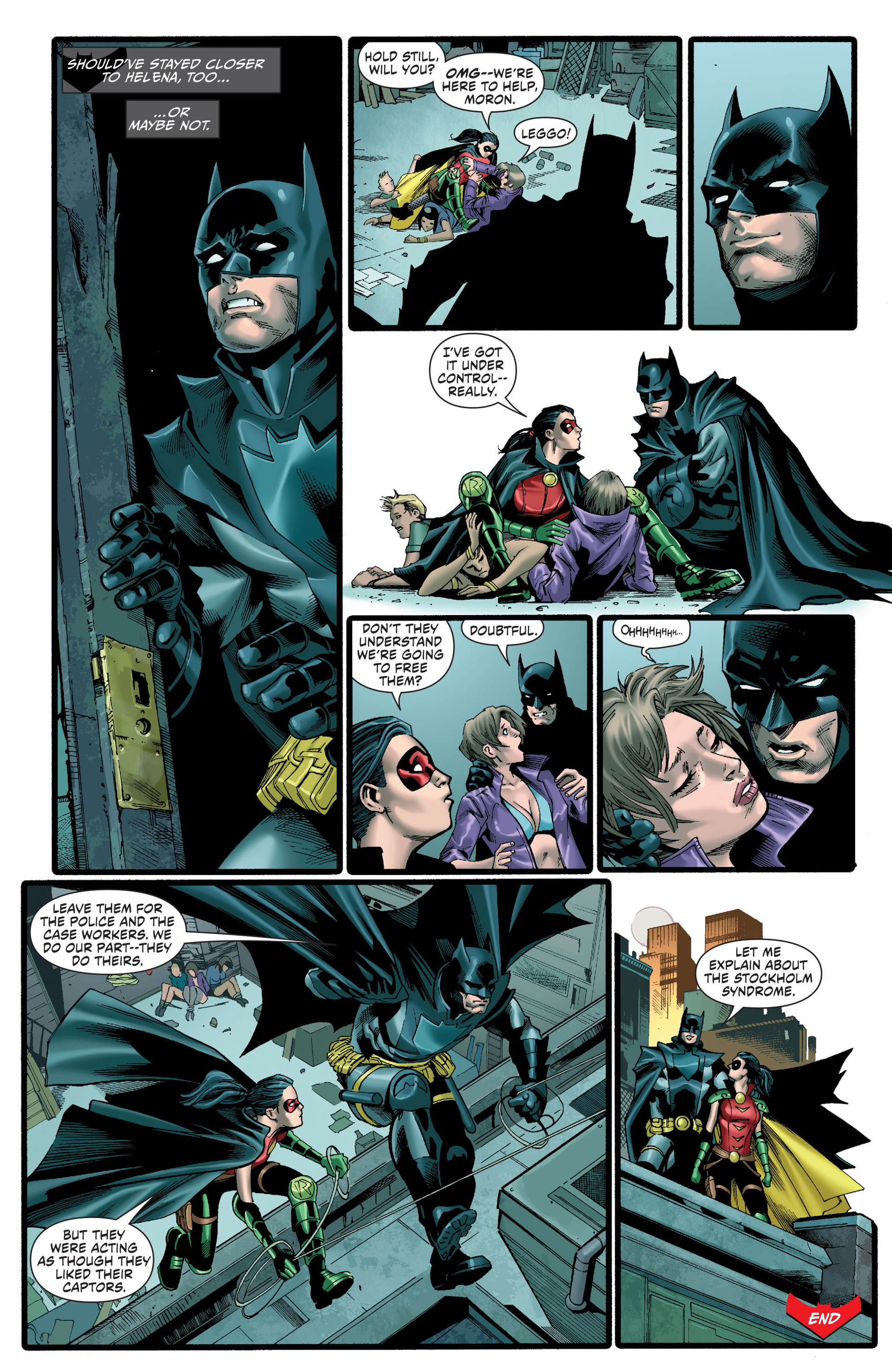 Read online Worlds' Finest comic -  Issue # _Annual 1 - 12