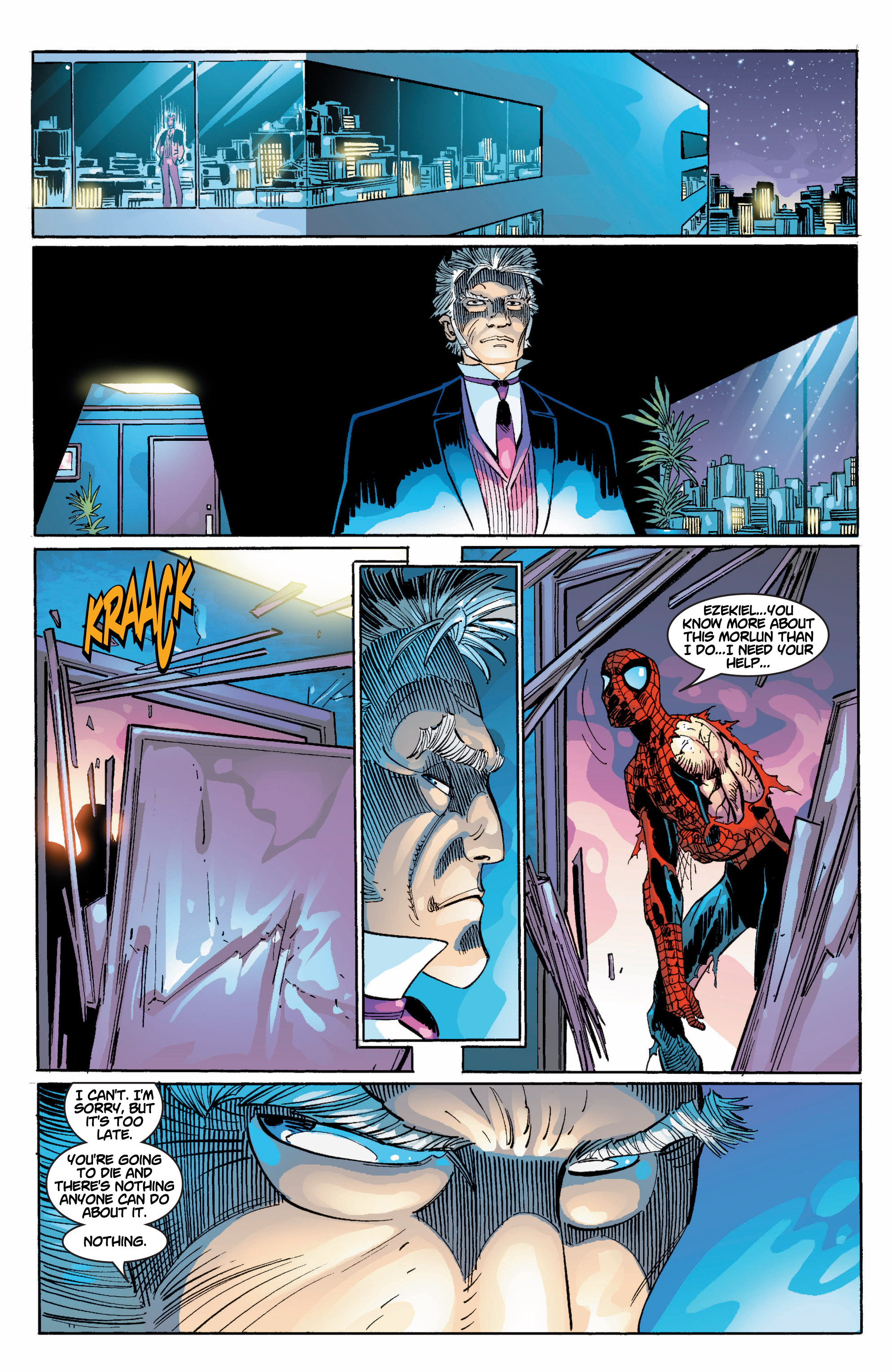 The Amazing Spider-Man (1999) 33 Page 20