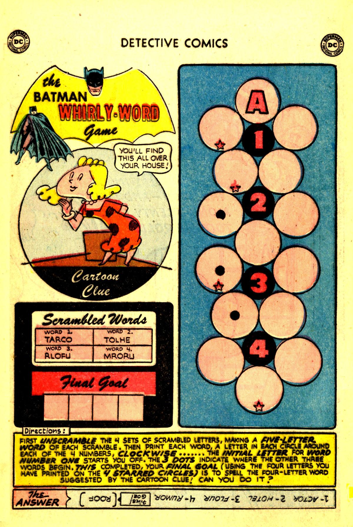 Read online Detective Comics (1937) comic -  Issue #211 - 16