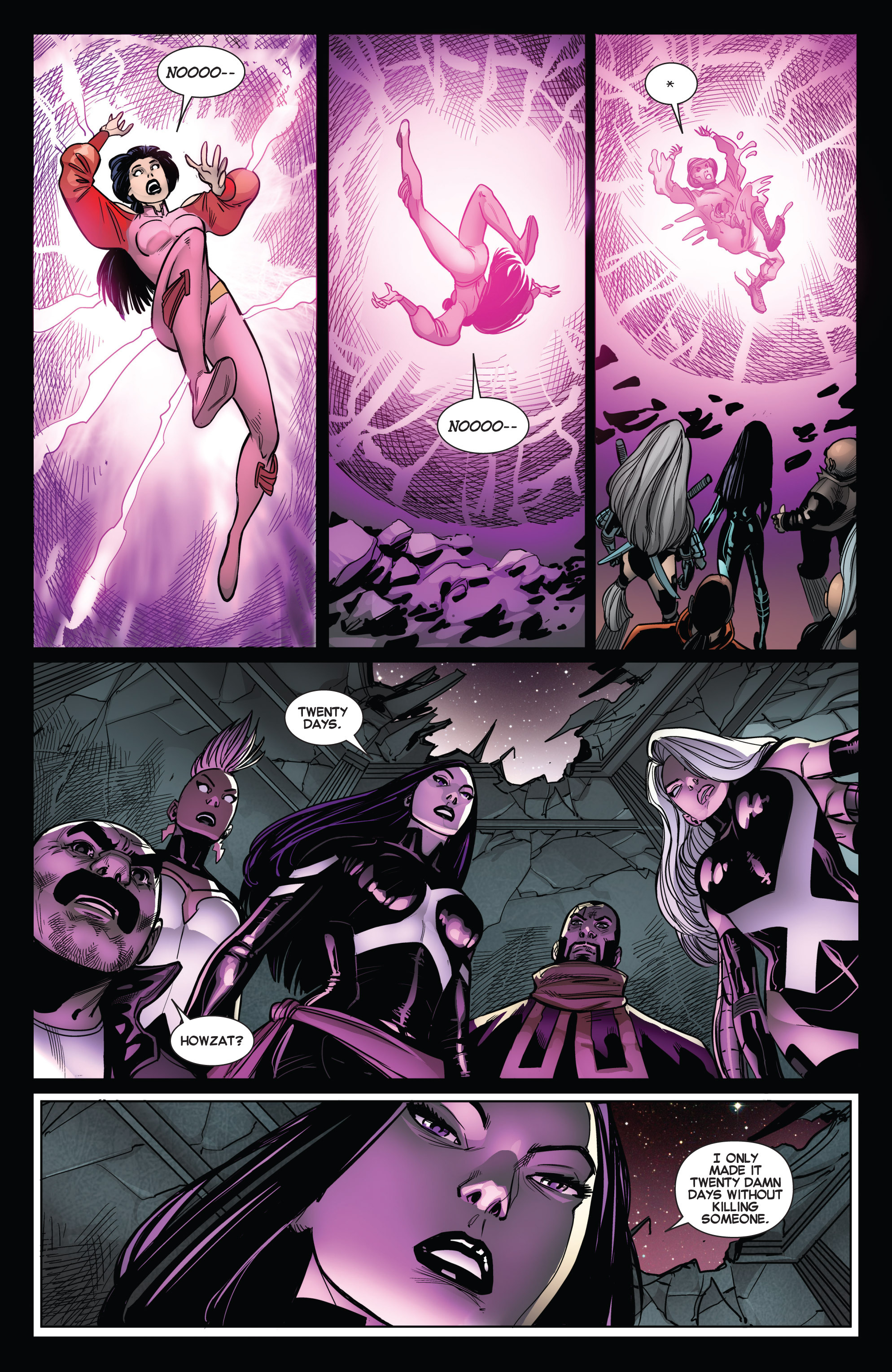 Read online Uncanny X-Force (2013) comic -  Issue #15 - 20