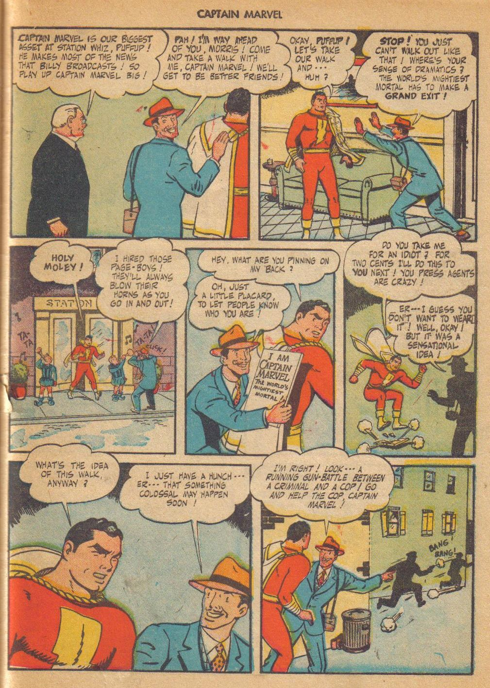 Captain Marvel Adventures issue 64 - Page 43