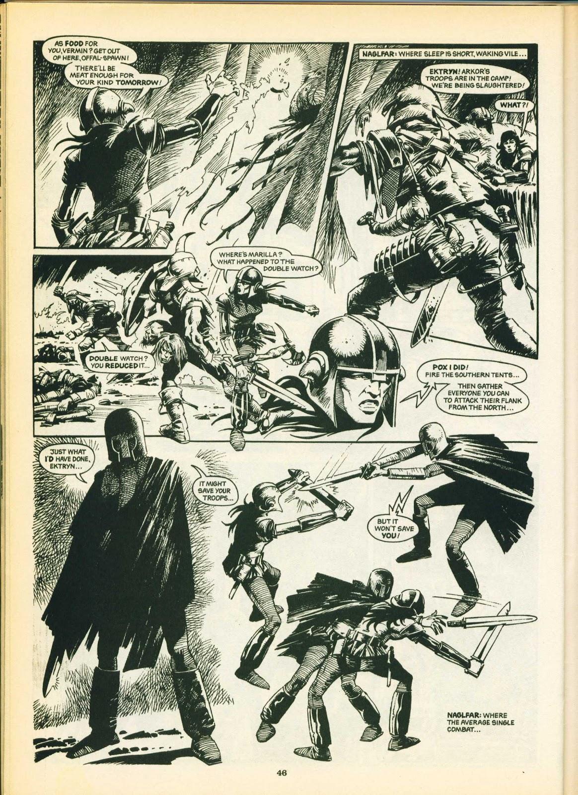 Warrior Issue #14 #15 - English 46