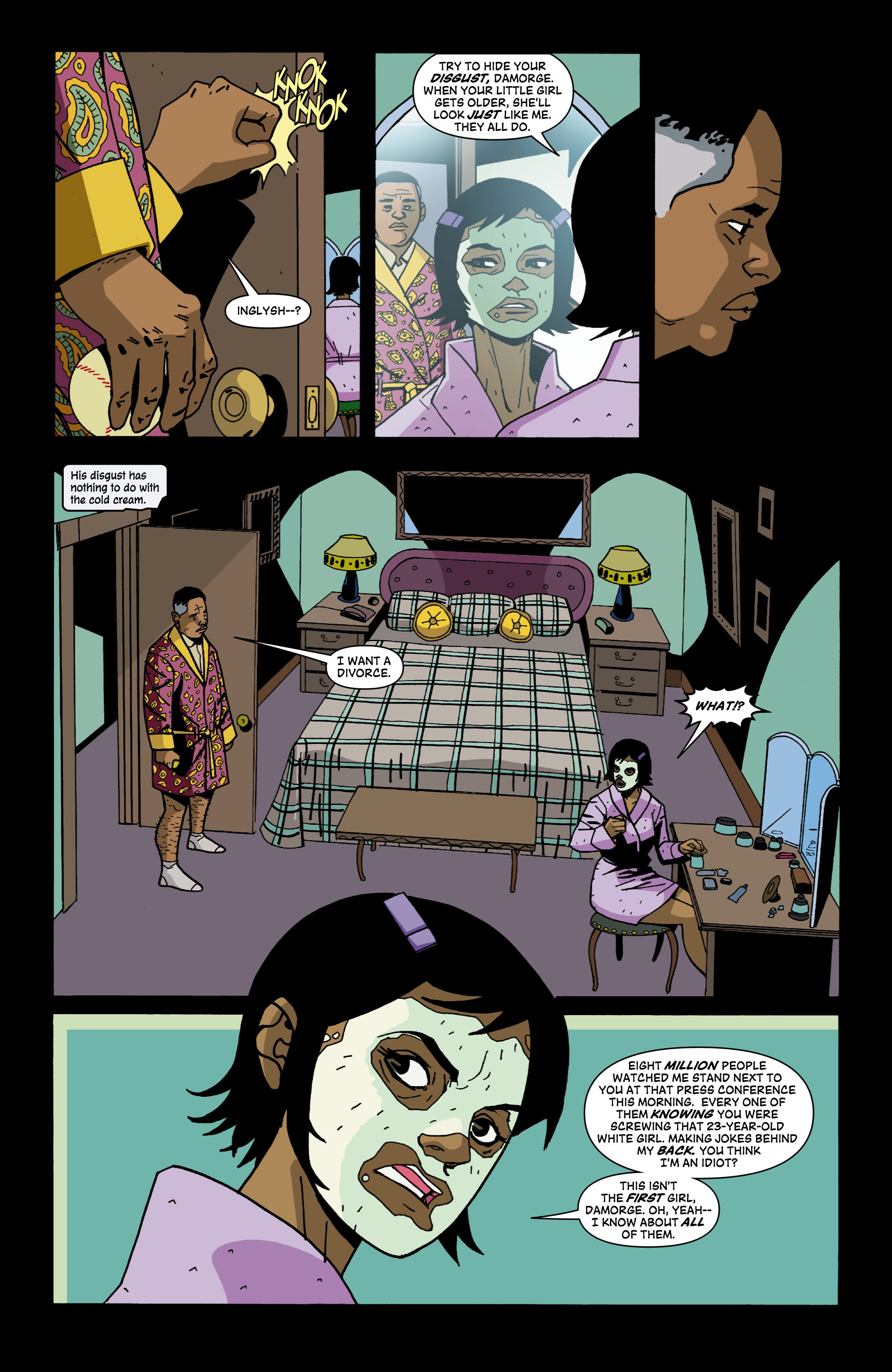 Read online Red Herring comic -  Issue #4 - 20