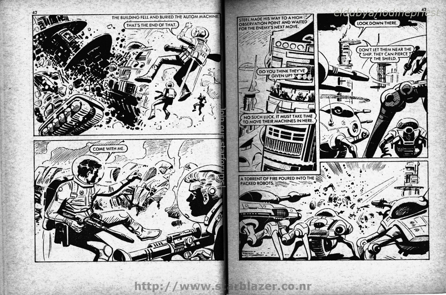 Starblazer issue 60 - Page 23