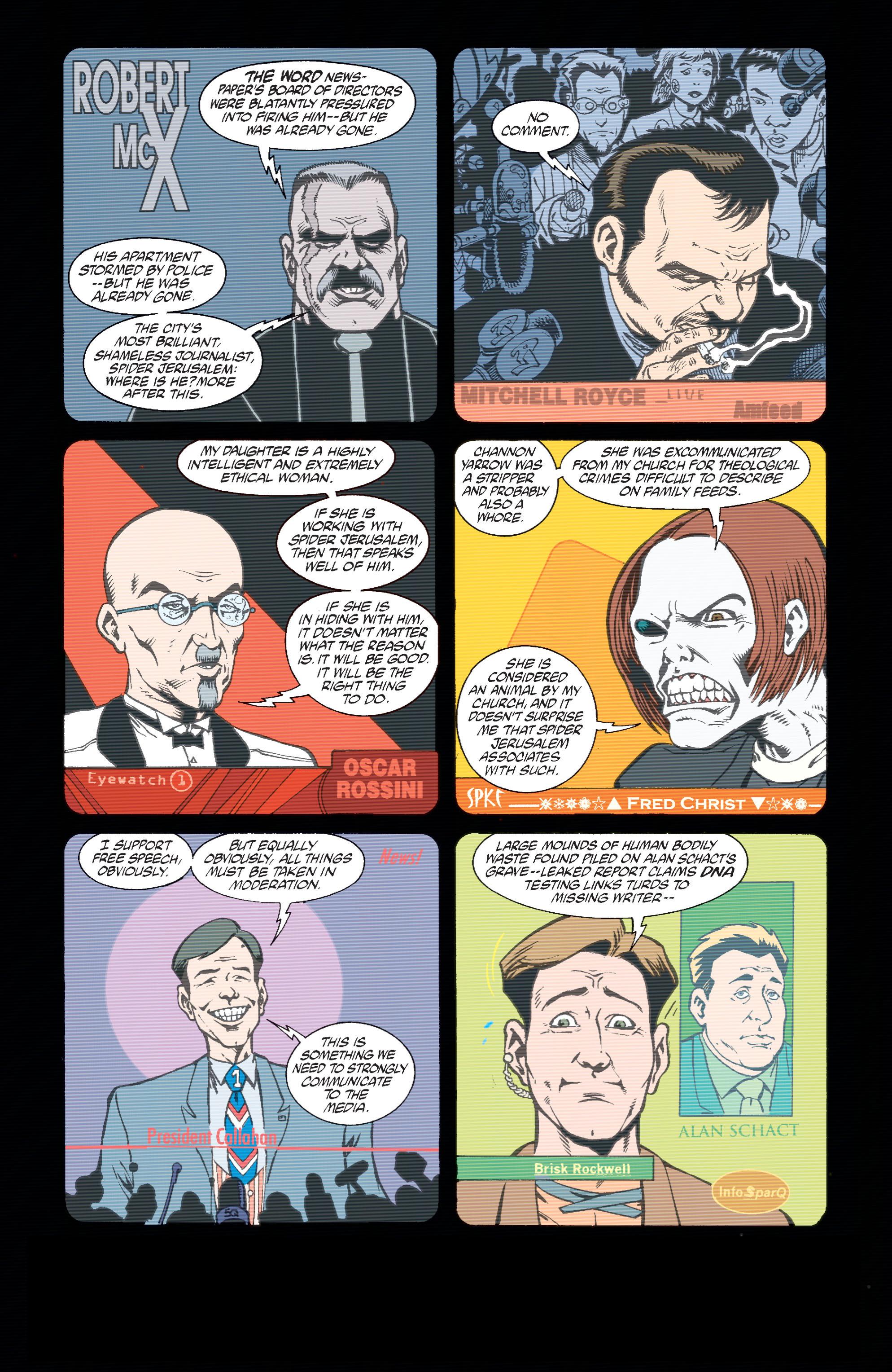 Read online Transmetropolitan comic -  Issue #37 - 3