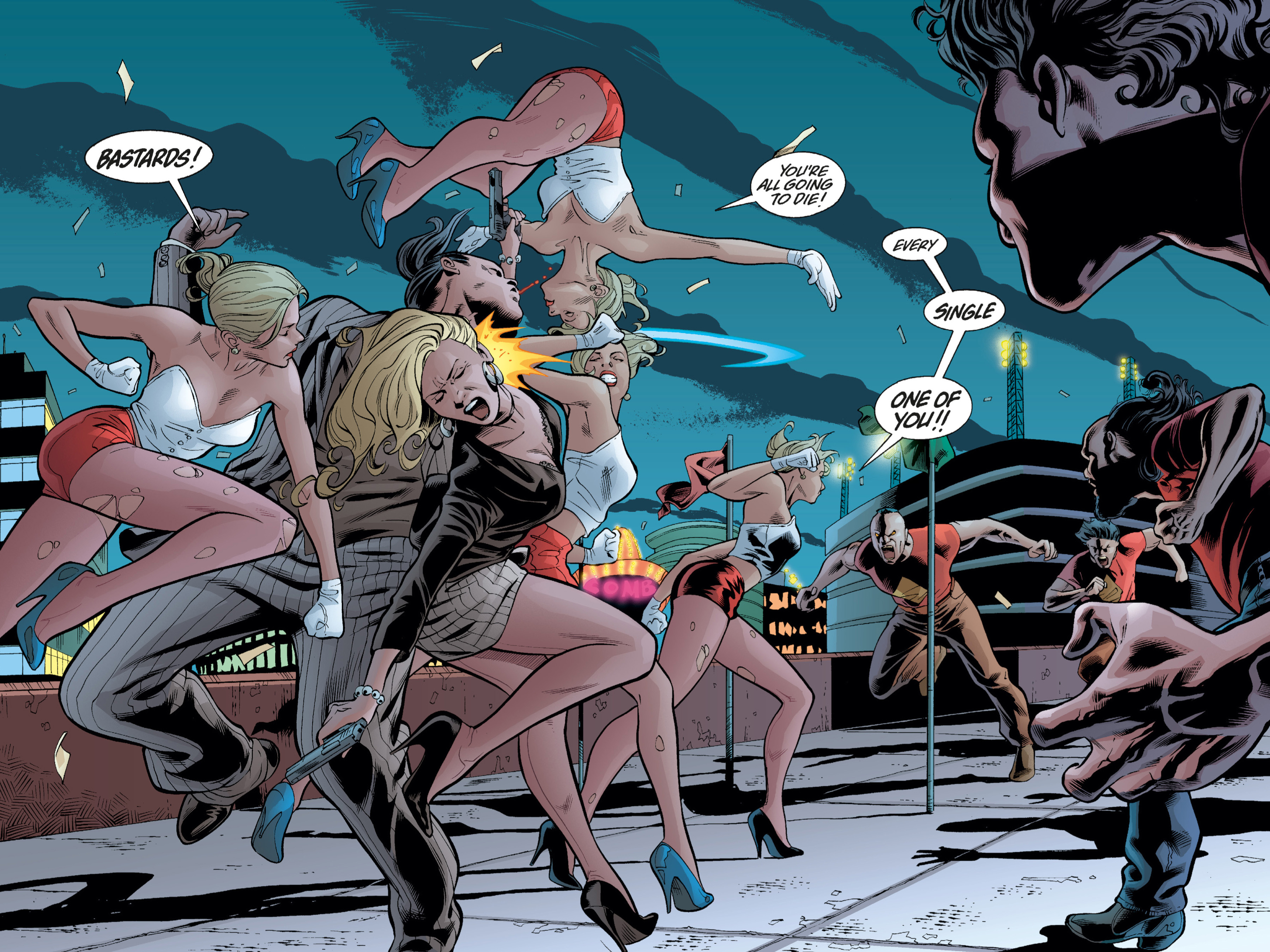 Read online Buffy the Vampire Slayer: Omnibus comic -  Issue # TPB 1 - 171