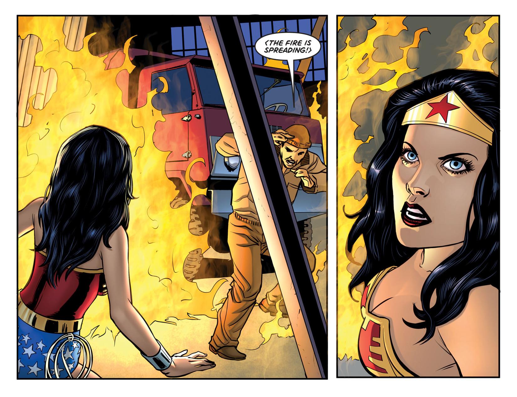 Read online Wonder Woman '77 [I] comic -  Issue #26 - 17