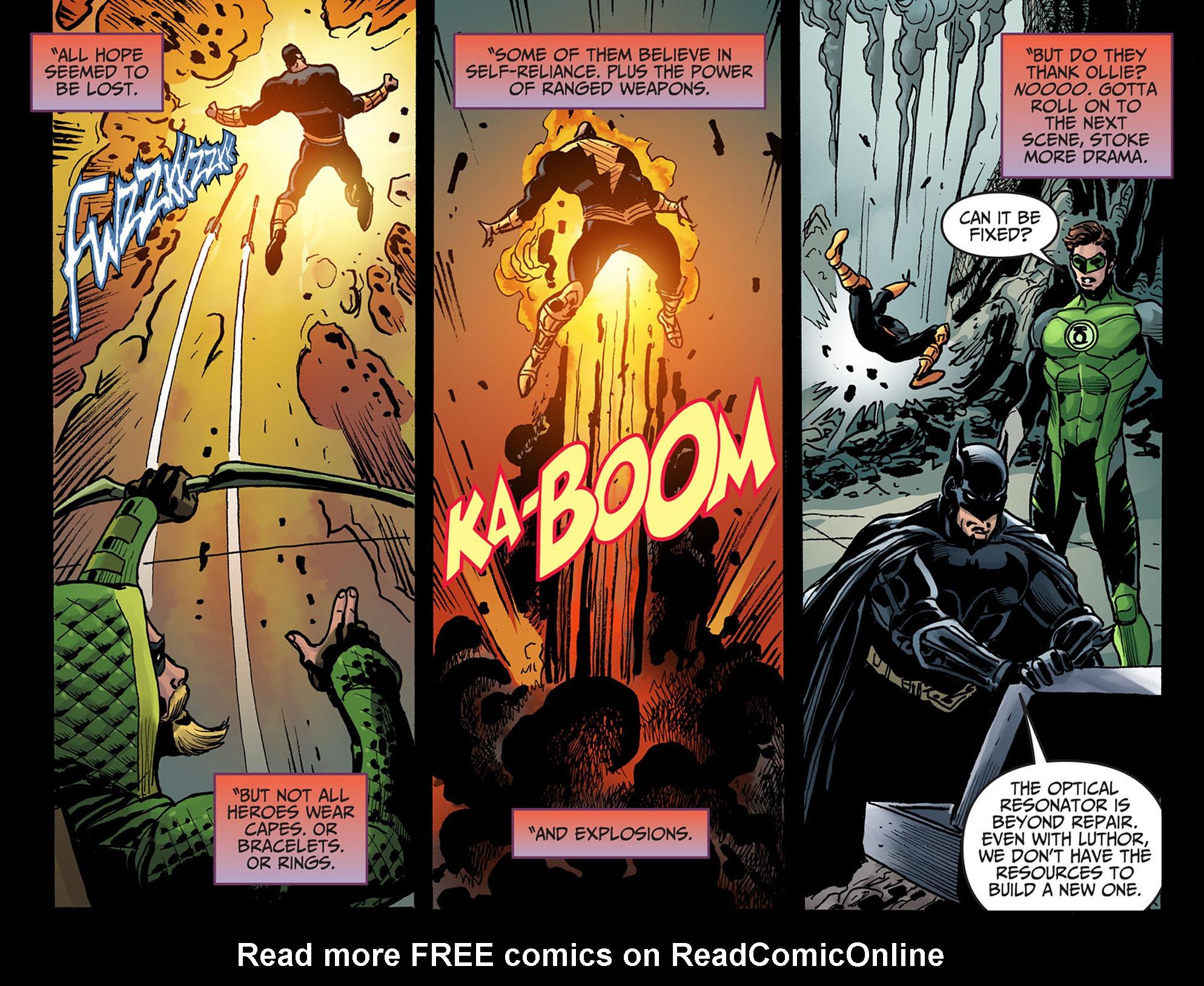 Read online Injustice: Ground Zero comic -  Issue #13 - 6