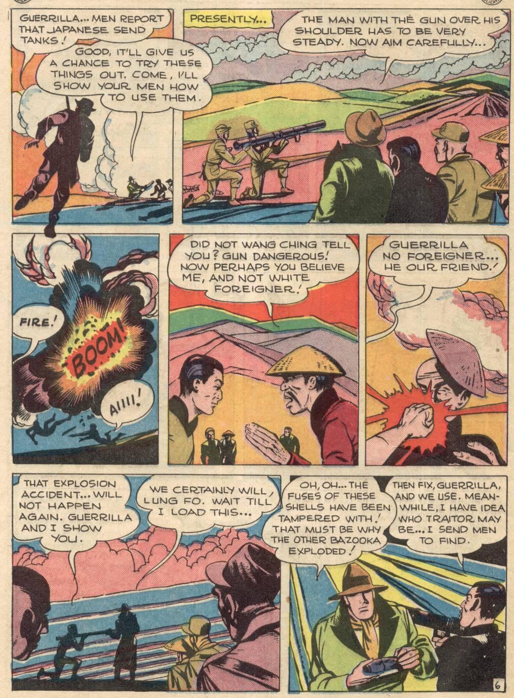 Read online Adventure Comics (1938) comic -  Issue #100 - 46