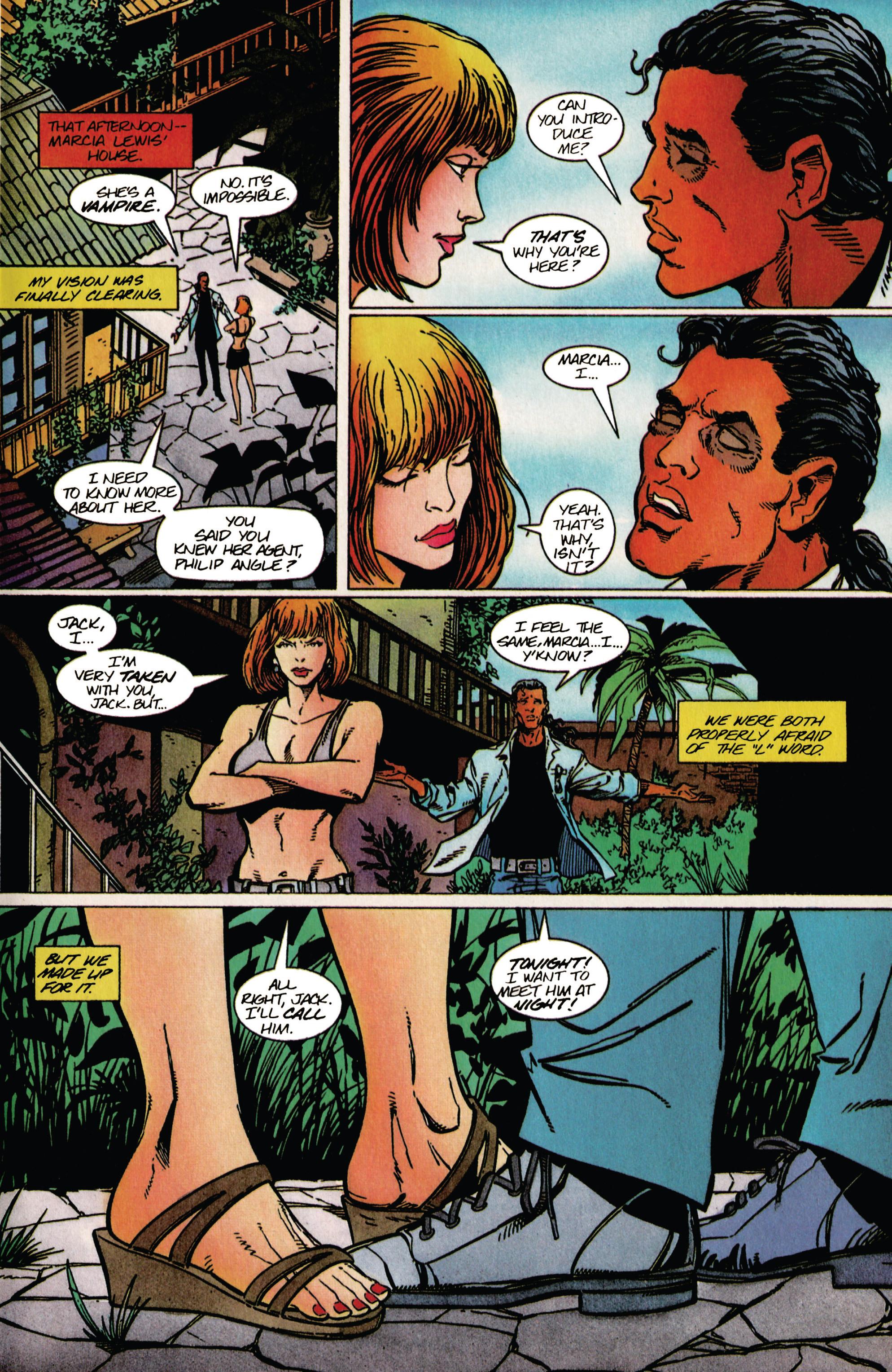 Read online Shadowman (1992) comic -  Issue #40 - 13