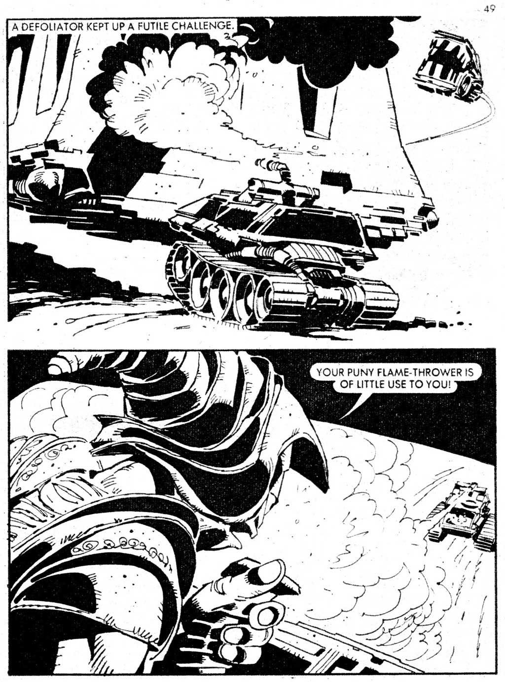 Starblazer issue 71 - Page 49