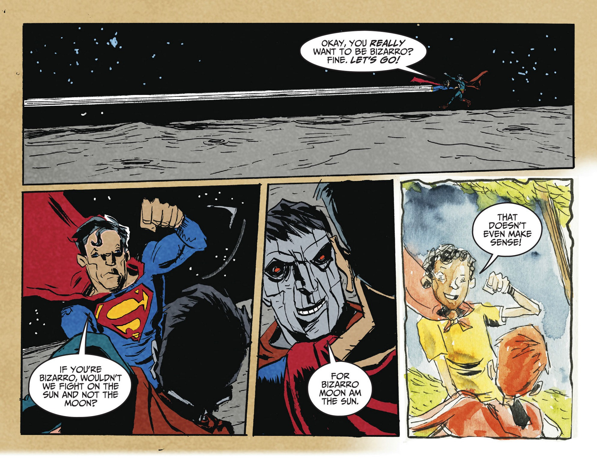Read online Adventures of Superman [I] comic -  Issue #2 - 11