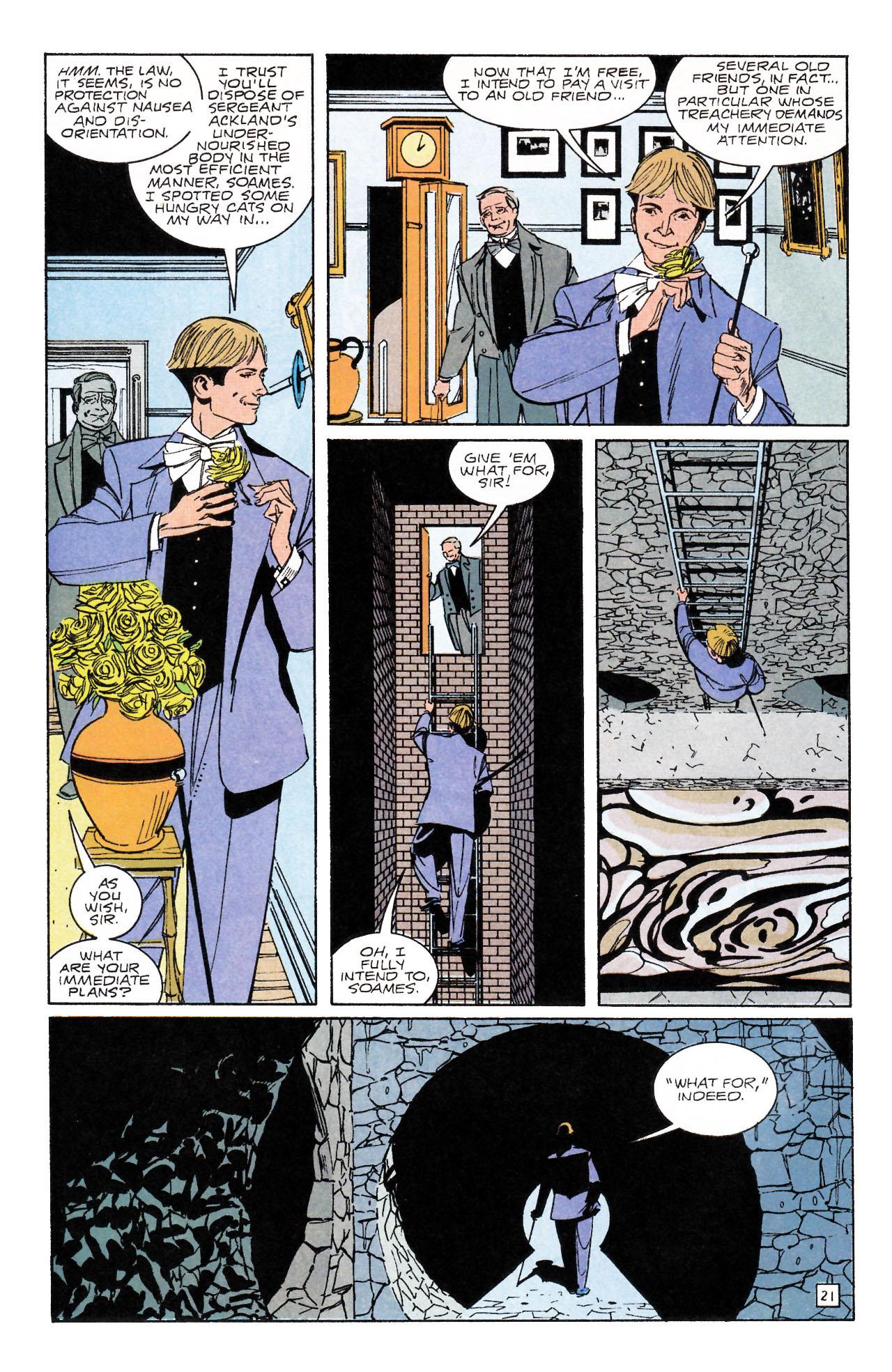 Read online Sebastian O comic -  Issue #1 - 26