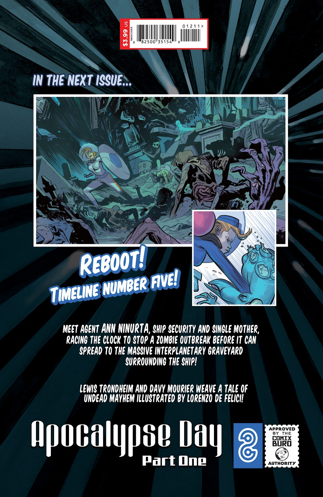 Read online Infinity 8 comic -  Issue #12 - 35