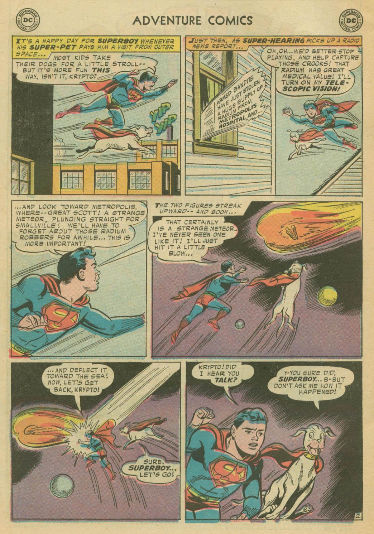 Read online Adventure Comics (1938) comic -  Issue #239 - 4