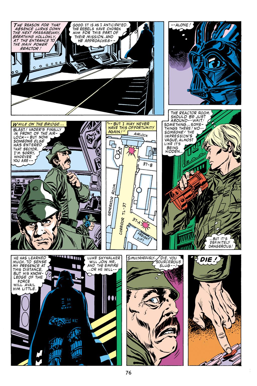 Read online Star Wars Omnibus comic -  Issue # Vol. 16 - 76