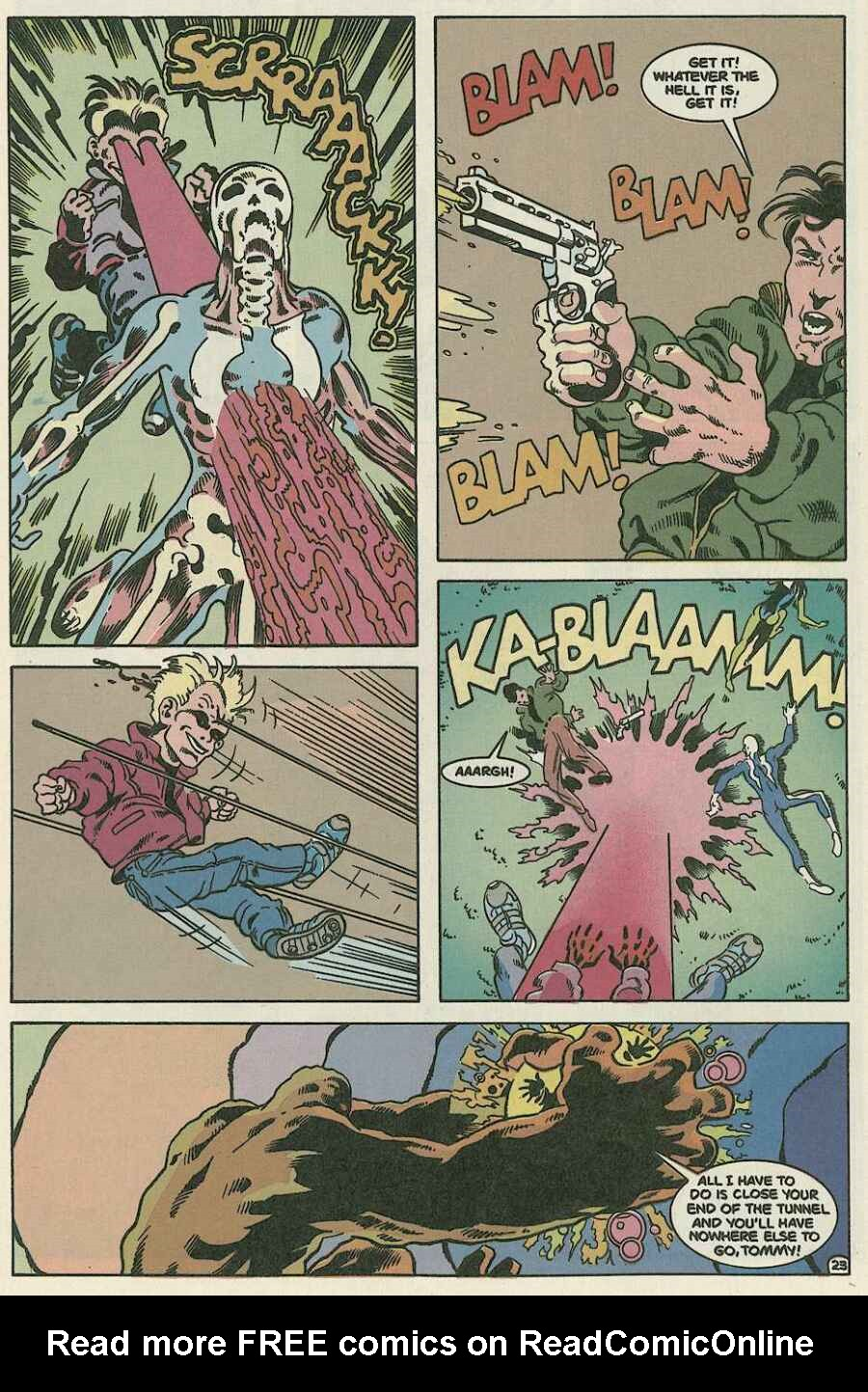Elementals (1984) issue Special 1 - Page 25