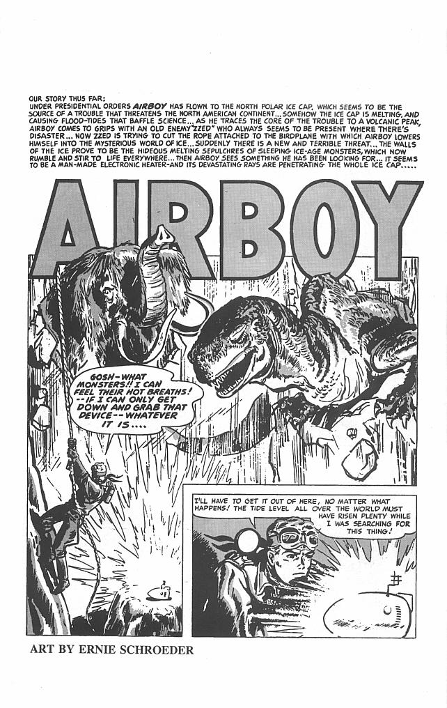 Read online Golden-Age Men of Mystery comic -  Issue #16 - 16
