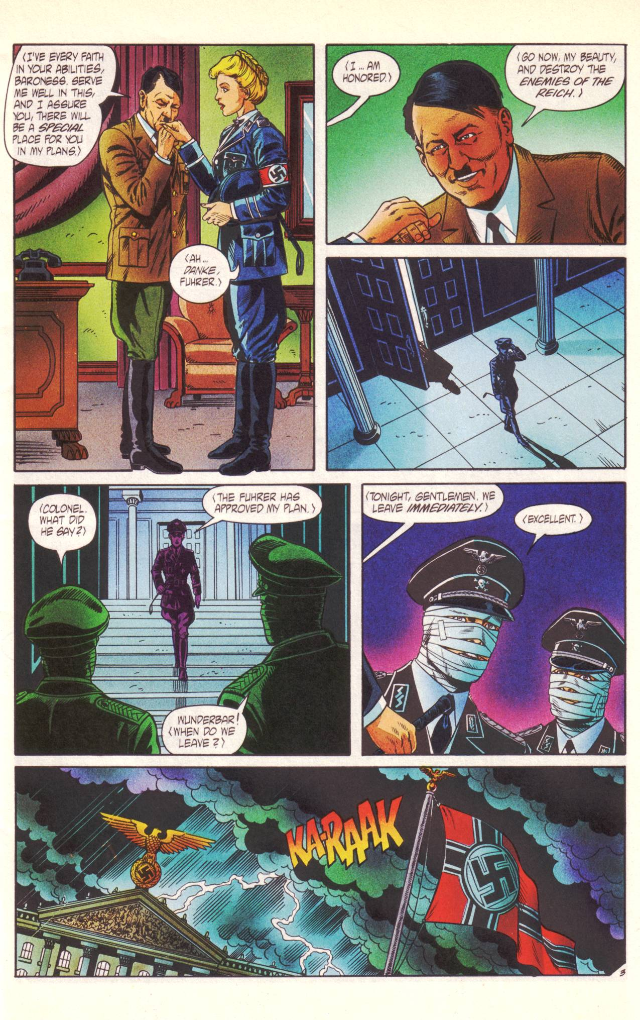 Read online Sting of The Green Hornet comic -  Issue #1 - 4