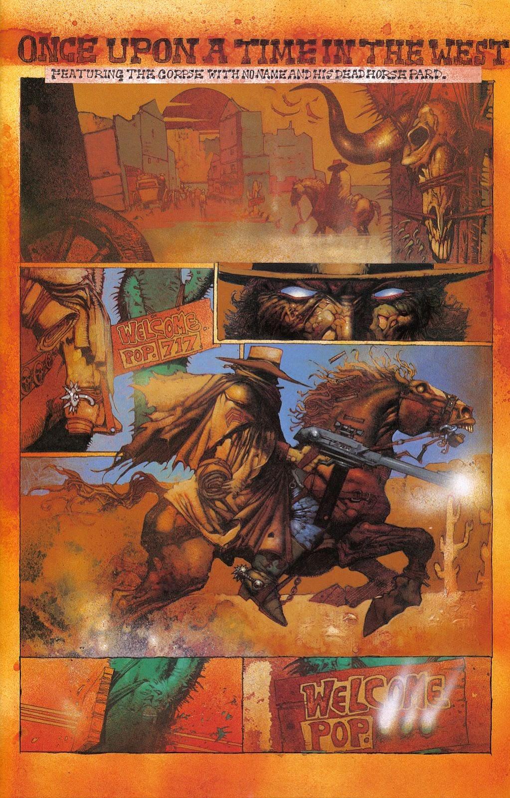 Read online Bisley's Scrapbook comic -  Issue # Full - 27