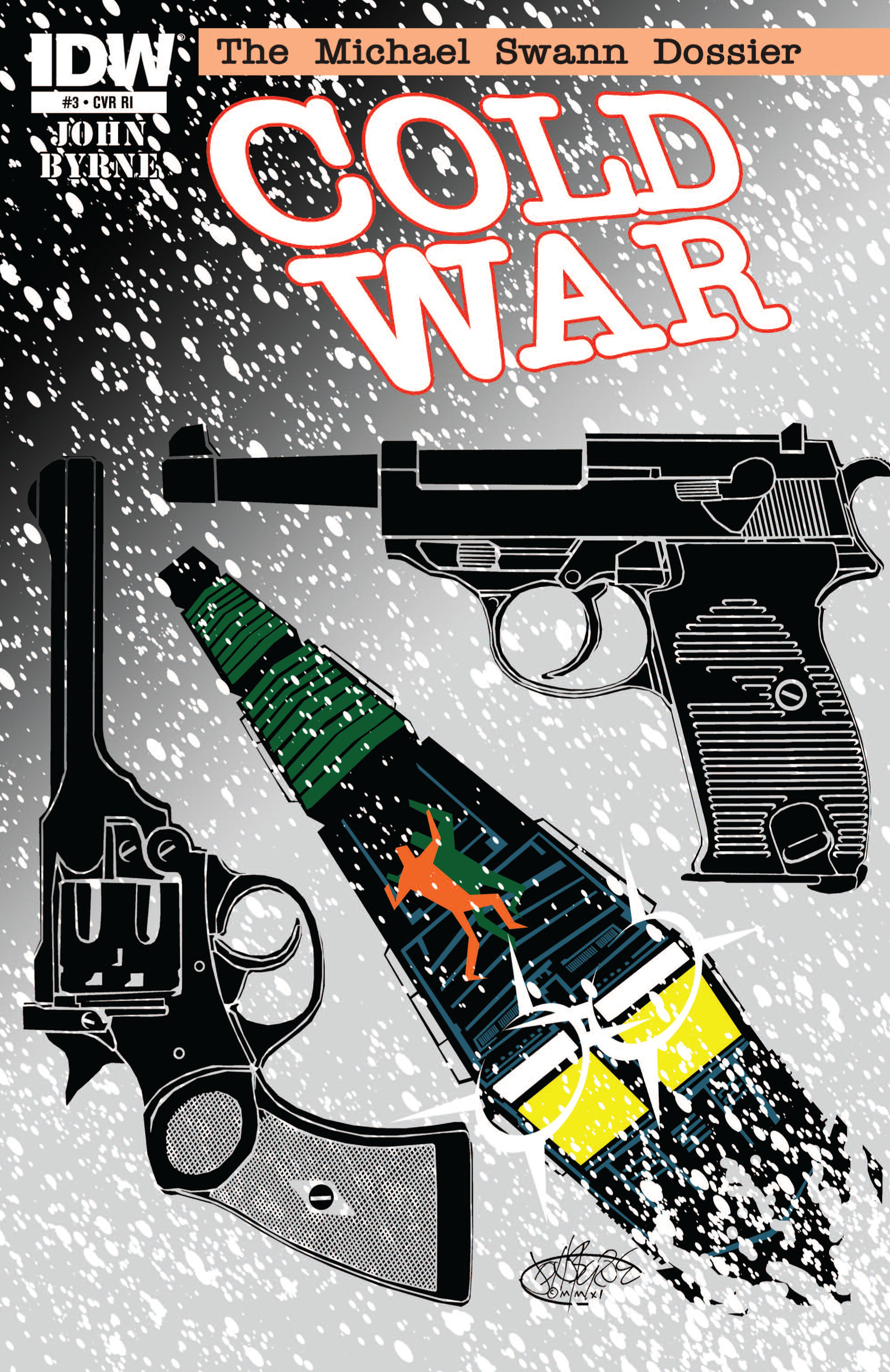 Read online Cold War comic -  Issue # TPB - 57