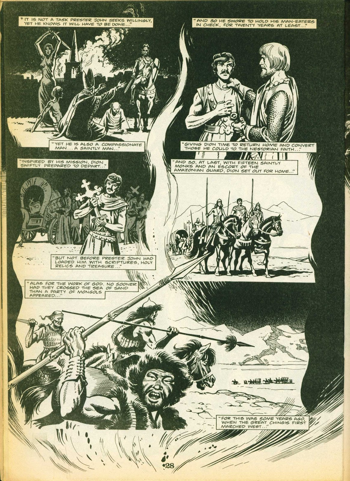 Warrior Issue #11 #12 - English 28