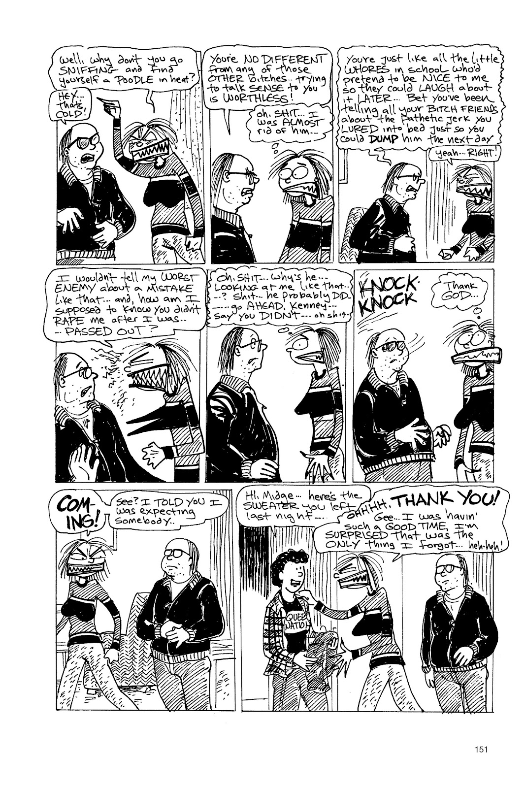 Read online Life's a Bitch: The Complete Bitchy Bitch Stories comic -  Issue # TPB (Part 2) - 48