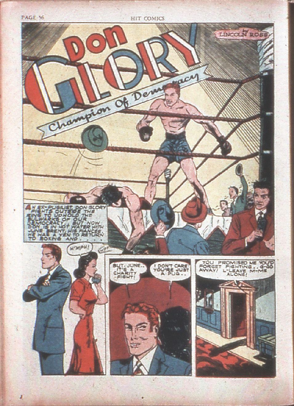 Read online Hit Comics comic -  Issue #15 - 58