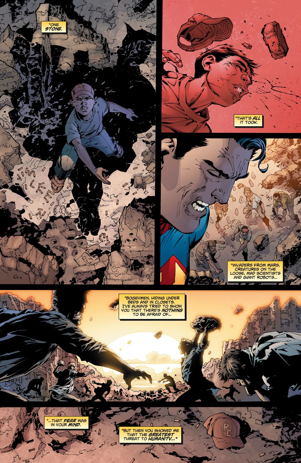Read online Superman: For Tomorrow comic -  Issue # TPB (Part 1) - 55