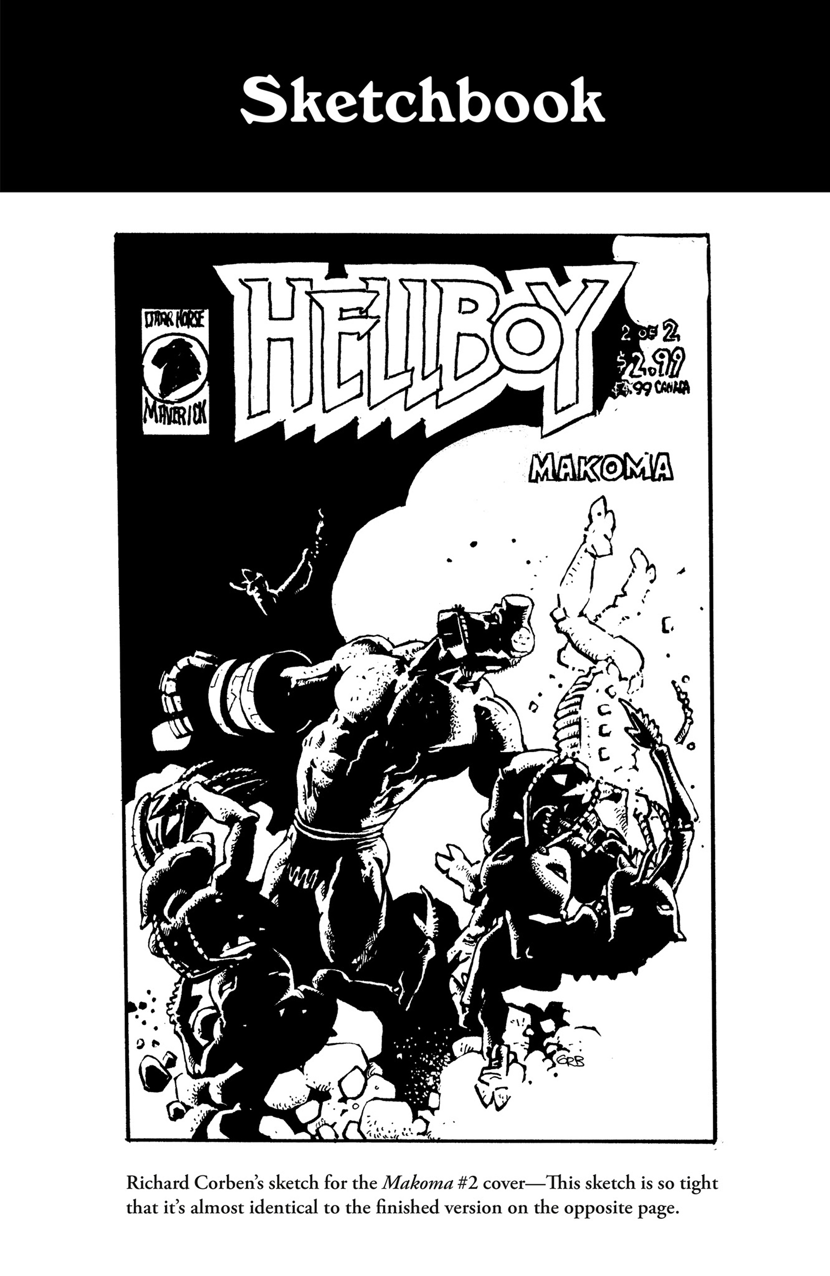 Read online Hellboy: The Troll Witch and Others comic -  Issue # TPB - 134