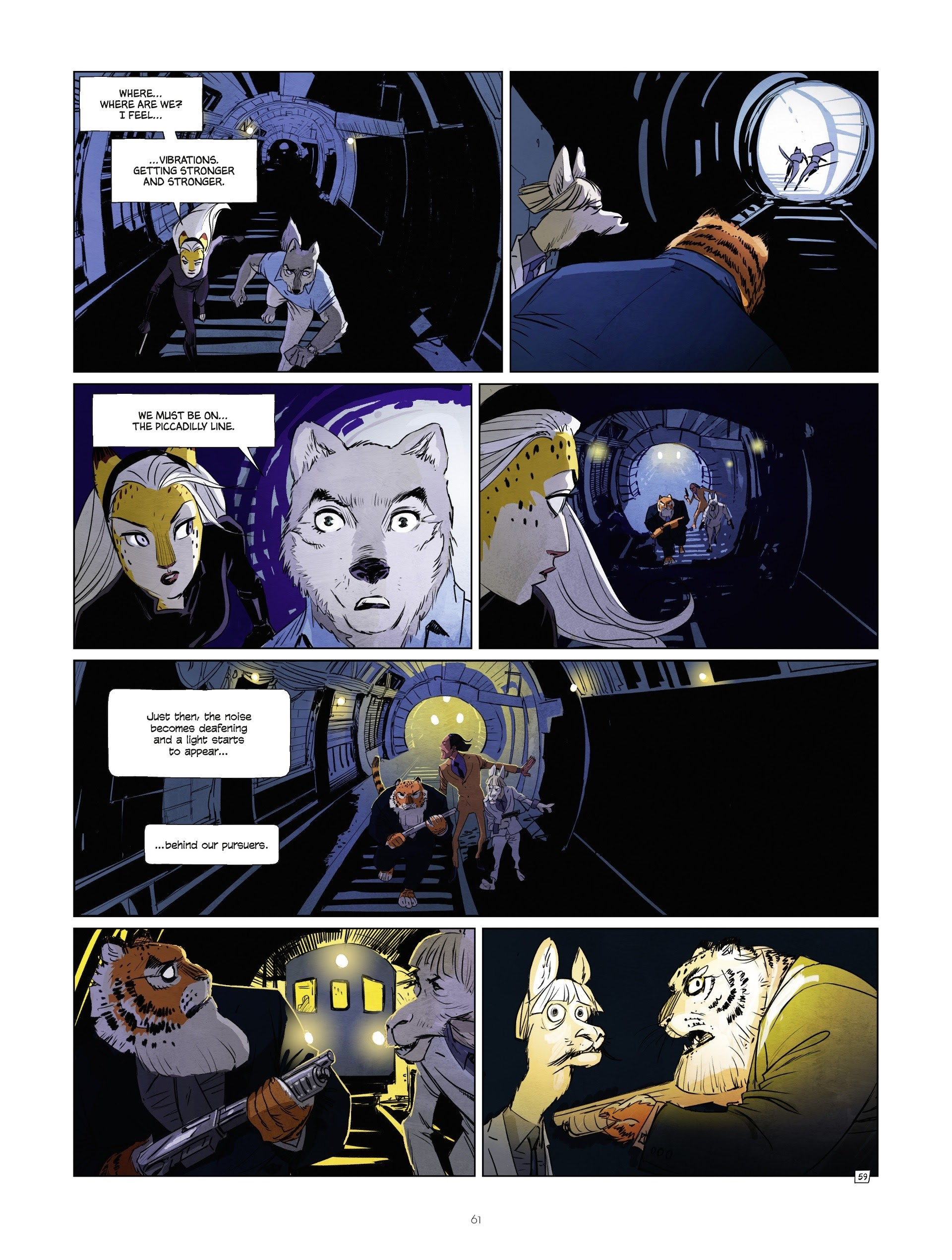 Read online Jack Wolfgang comic -  Issue #3 - 63