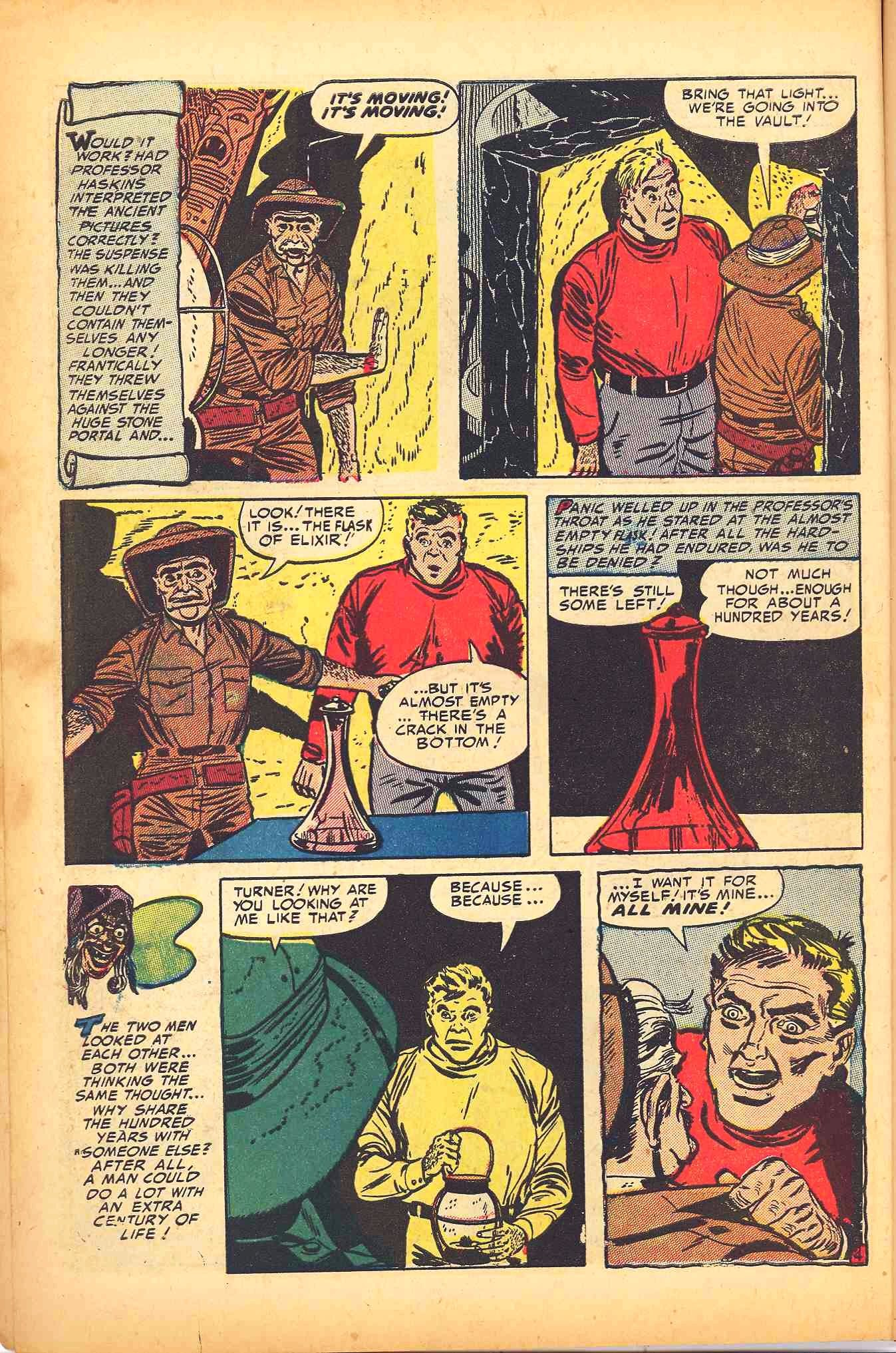 Weird Mysteries (1952) issue 6 - Page 6