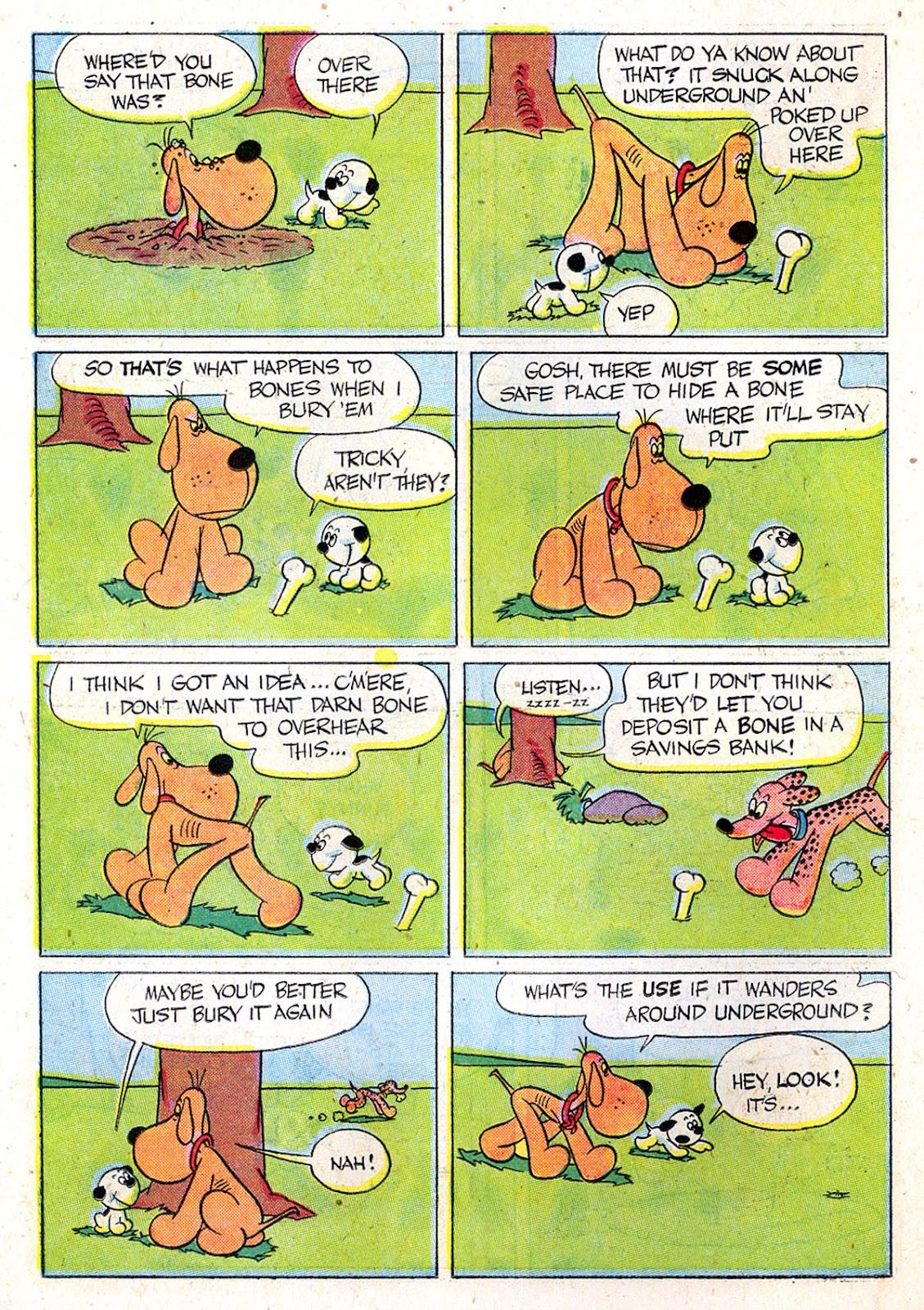 Read online Animal Comics comic -  Issue #29 - 16