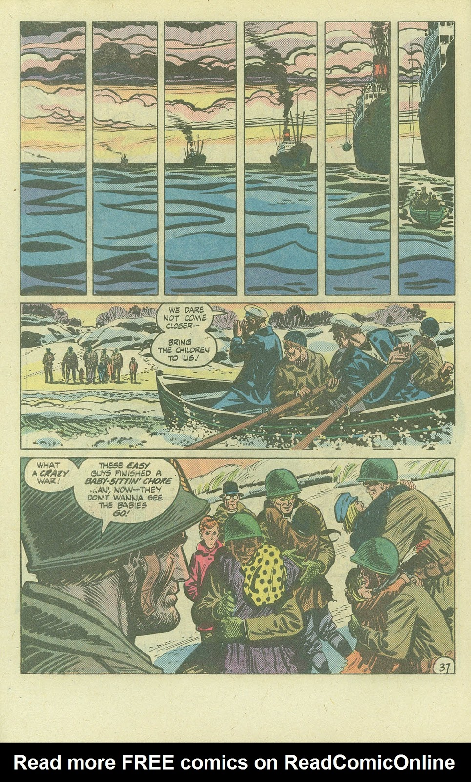 Sgt. Rock issue Annual 3 - Page 45