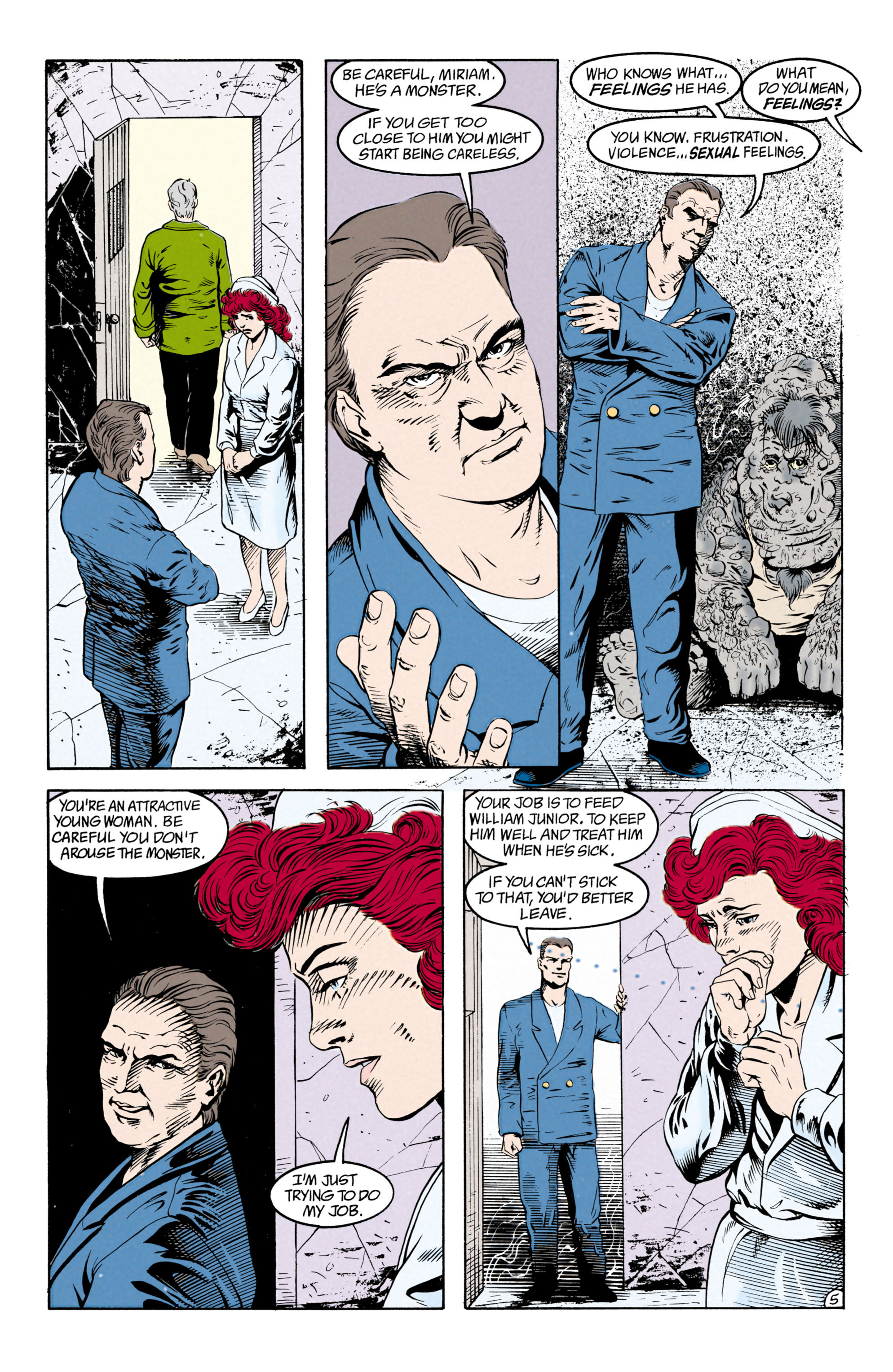 Read online Shade, the Changing Man comic -  Issue #29 - 6