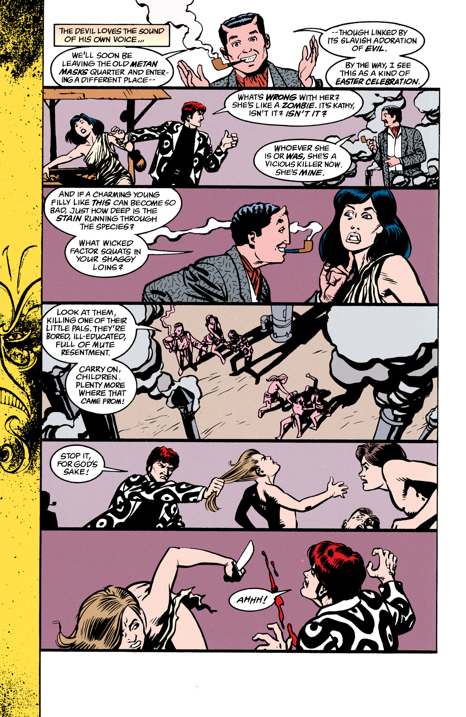Read online Shade, the Changing Man comic -  Issue #52 - 2