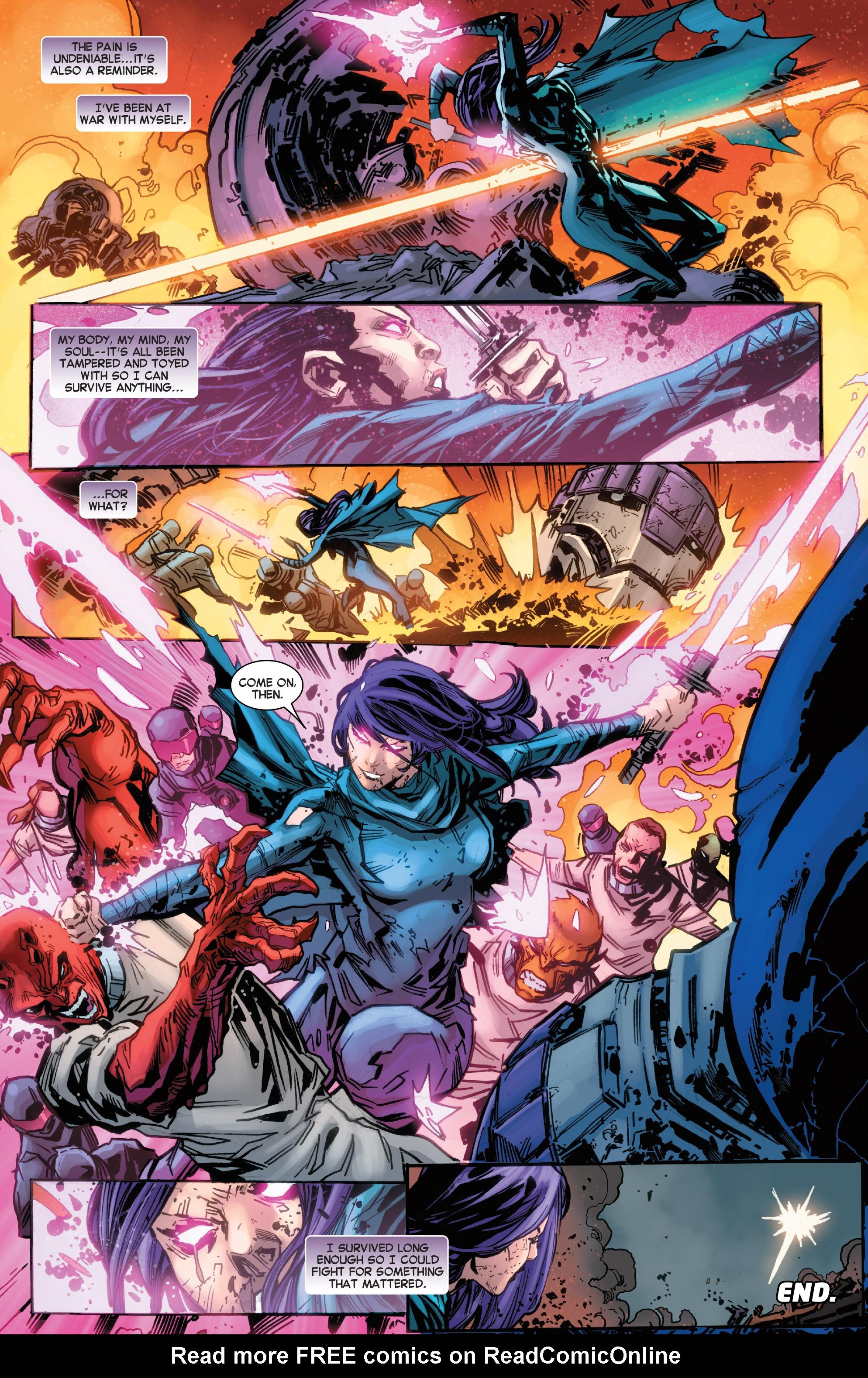 Read online Secret Wars Journal/Battleworld comic -  Issue # TPB - 66